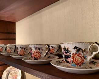 Mason's Mandarin china