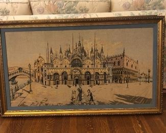 BUY IT NOW $250.000 Early 1900's tapestry