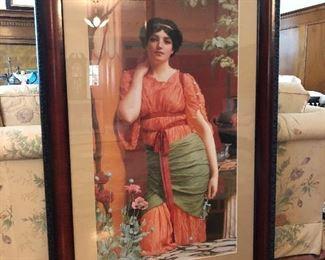 Beautiful Victorian Prints