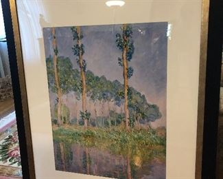 Quality Monet Prints