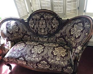 BUY IT NOW $295.00 Victorian sofa