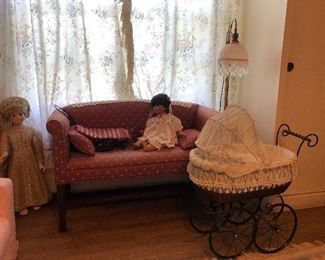 settee carriage