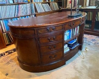 Just a beautiful example of an executive's desk