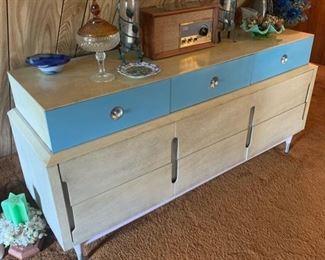 Dresser Part Of A Large Bedroom Group