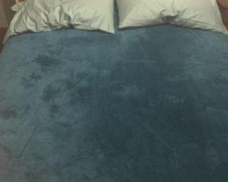 Vintage Bed. (Part Of The Large Vintage Bedroom Group)