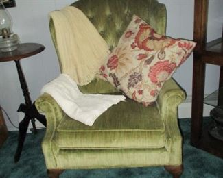 armchair & stand