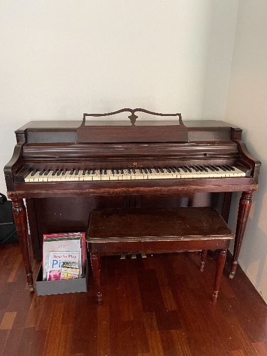 Wurlitzer Piano, Sheet Music