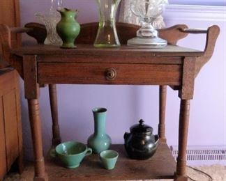 Beautiful small ornate table