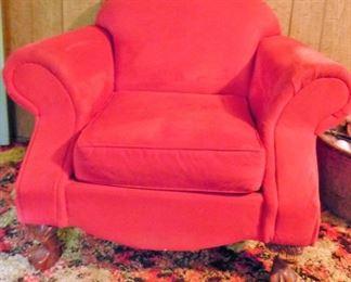 Nice comfy upholstered chair