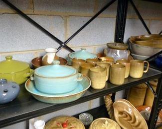 Cole pottery
