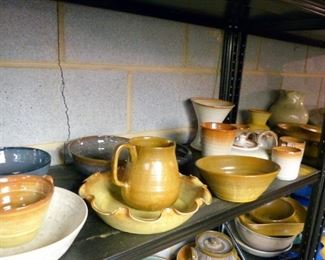 Early Cole pottery