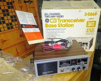 New in box GE base station cb