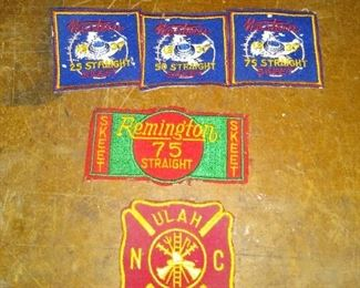 Trap patches/ Ulah fire fighter patch
