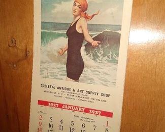 1975 reprint calendar