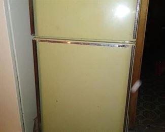 Refrigerator working great