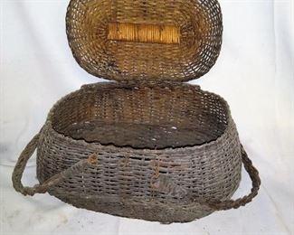 Unusual basket