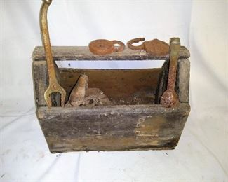 Very early tool box