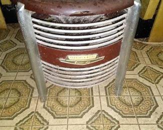 Cool retro fan