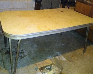50's table