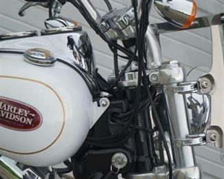 2007 Harley Davidson Motorcycle Dyna