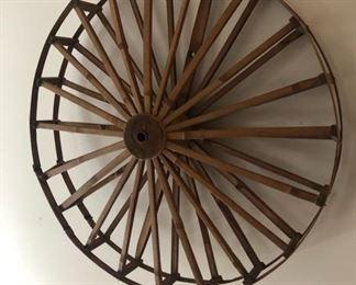 Japanese Antique Wheel