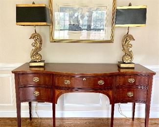 Stunning sideboard by White Furniture Co.