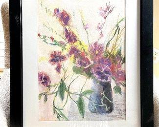 Originial watercolor by Alan Rudnick