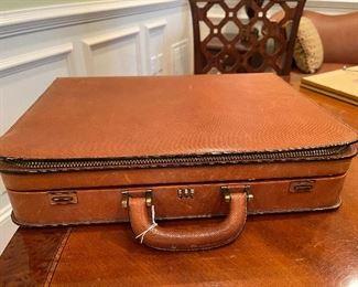 Bottega Venetta briefcase!