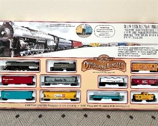 Complete - never opened - train set
