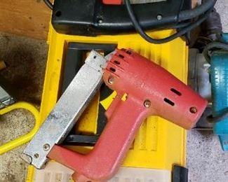Arrow Electric Stapler
