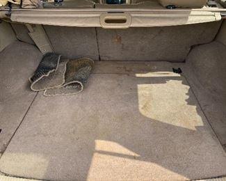 2002 Jeep Cherokee - 184,413 miles - Leather Interior
