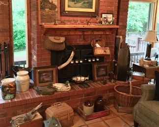 Quality Cabin Display items