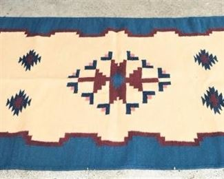 Dhurrie Rug from Pakistan