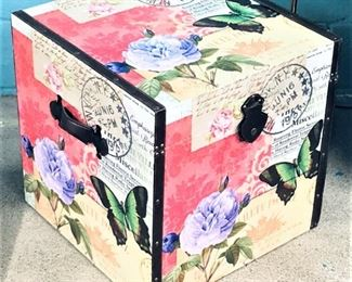 Floral Trunk
