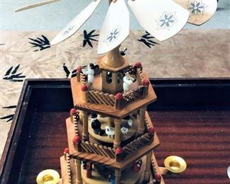 German Christmas Carousel