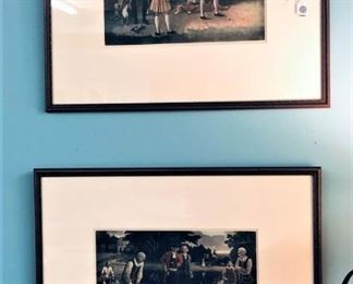 Golf Prints