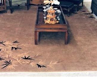 Oriental Rug Cleaned