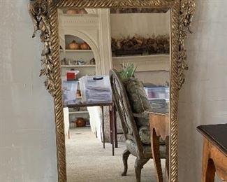 Lovely gold mirror by John Richard