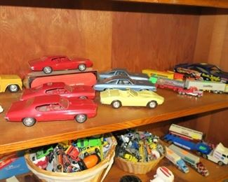 Dealership promo model cars and more