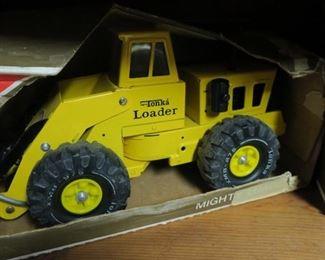 Tonka loader