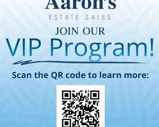 VIP estate web tile