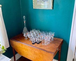 Sheraton Pembroke table.