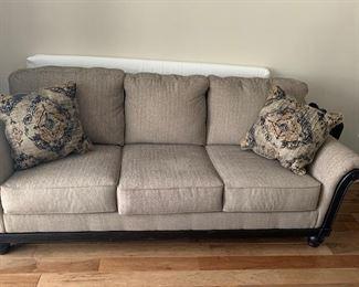 sleeper sofa Queen size