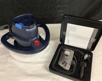Escort Radar Detector X50 and Waxmaster