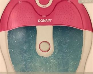 Conair Foot Spa