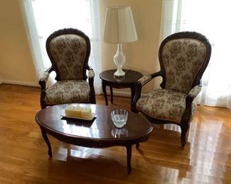 Matching Living Room Set