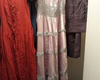Small example of vintage cloths