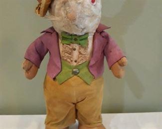 Vintage tall bunny.