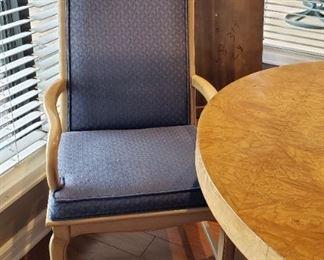 Century furniture 6 arm chairs
