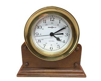 Howard Miller Ship's Bell Mantle Clock